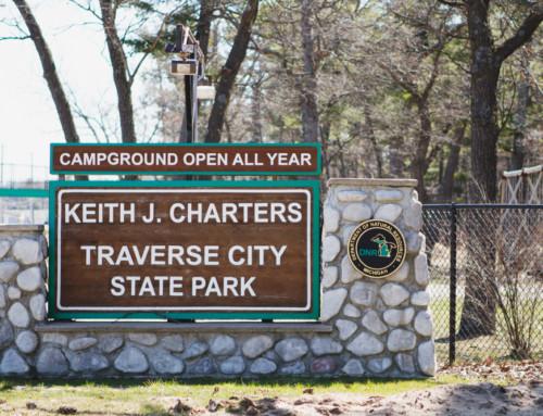 Traverse City State Park, Traverse City MI