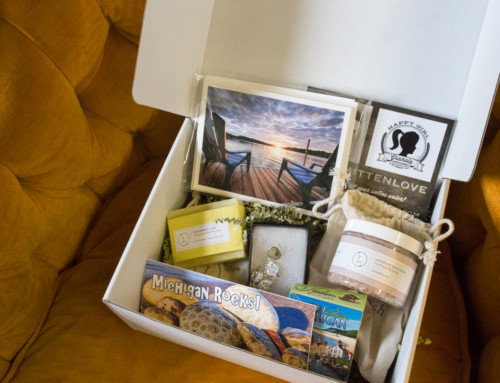 The Mitten Adventure Subscription Box- August Unboxing!