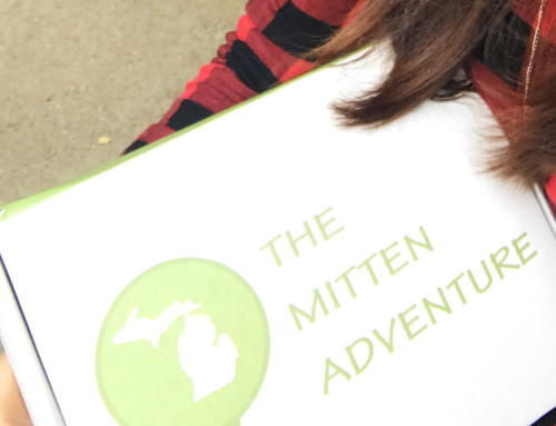 The Mitten Adventure Subscription Box- October Unboxing!