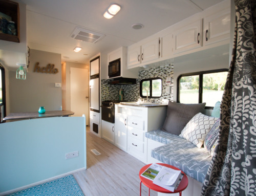 Jayco Travel Trailer Renovation